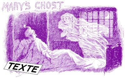 Journal de confinement d'un amateur de fantômes (Extraits)